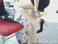 柔丝晴晴 vip视频 20090701vip超薄滑丝