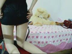 柔丝晴晴视频VIP视频1001--黑旗袍肉丝