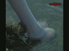 丽柜美腿模特视频 LG6-26-04-1