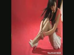 丽柜美_腿模特视频 LG6-25-10-1
