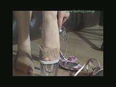 丽柜美腿模特视频 LG6-26-08-1