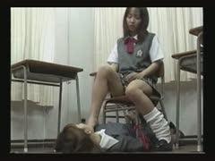 吻足系列美女视频-WZ-25