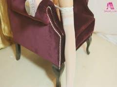 [3Agirl]2014.02.22-第24期视频-白羽白丝-盈盈