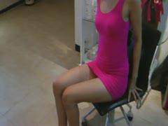 粉红色的诱惑,浮凸身材的美感,紧绷的感觉[MP4-109M]