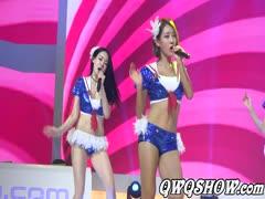 [动感小站热舞系列]2016 ChinaJoy 韩国女团BAMBINO劲歌热舞(2)