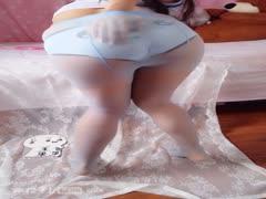夏茉果果-糖果色丝袜合集1
