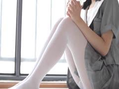 [森萝财团]萝莉丝足写真 JKFUN-013