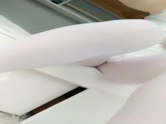 Cosplay白银81 -  白丝小护士 V3