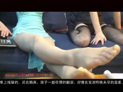 丽柜美_腿模特视频 LG6-26-06-1