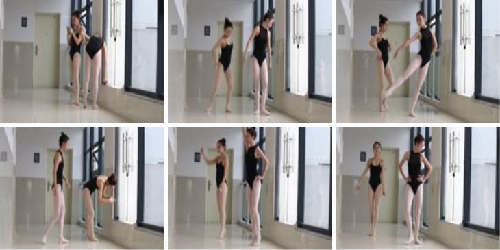 大西瓜美女图片2 W013 舞蹈家4-双黑衣515p