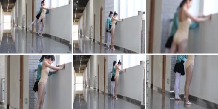 大西瓜美女图片2 W021 舞蹈家-胜于蓝307p