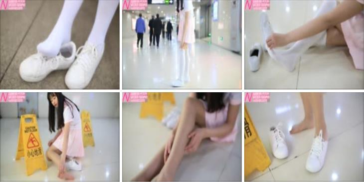 纳斯性感学院视频  爱剪辑-NO124李敏琪2地铁少女